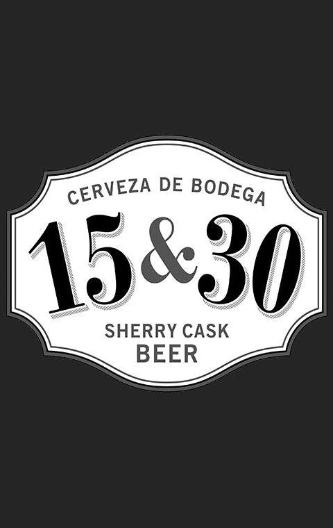Cervezas 15&30